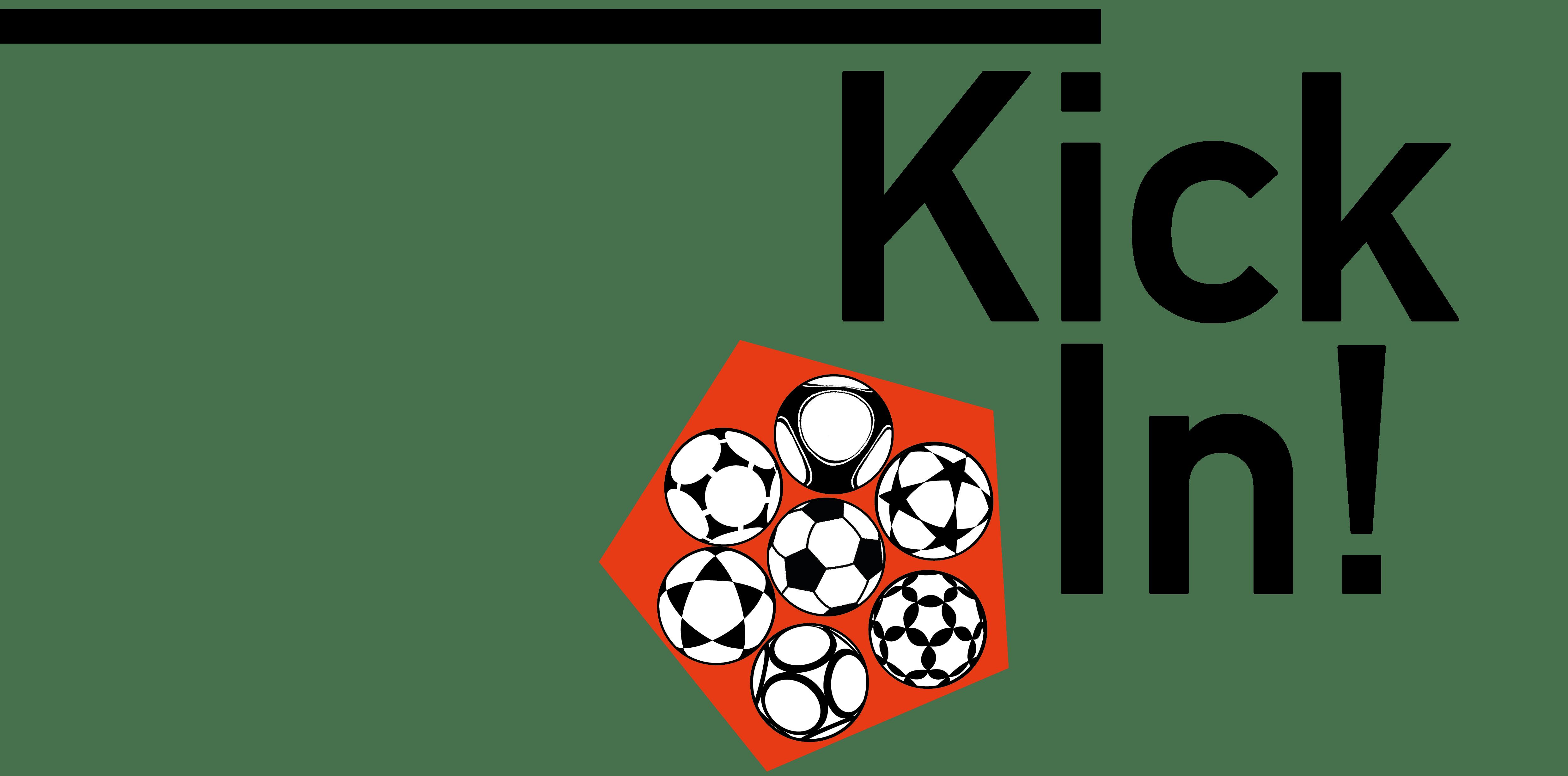 KickIn! Startseite Standardsprache