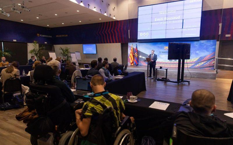 DAO Netzwerktreffen Barcelona Vortrag
