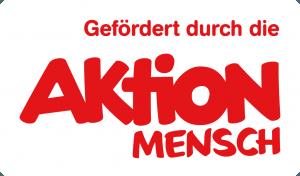Logo gefördert durch die Aktion Mensch mit Link zur Website https://www.aktion-mensch.de/