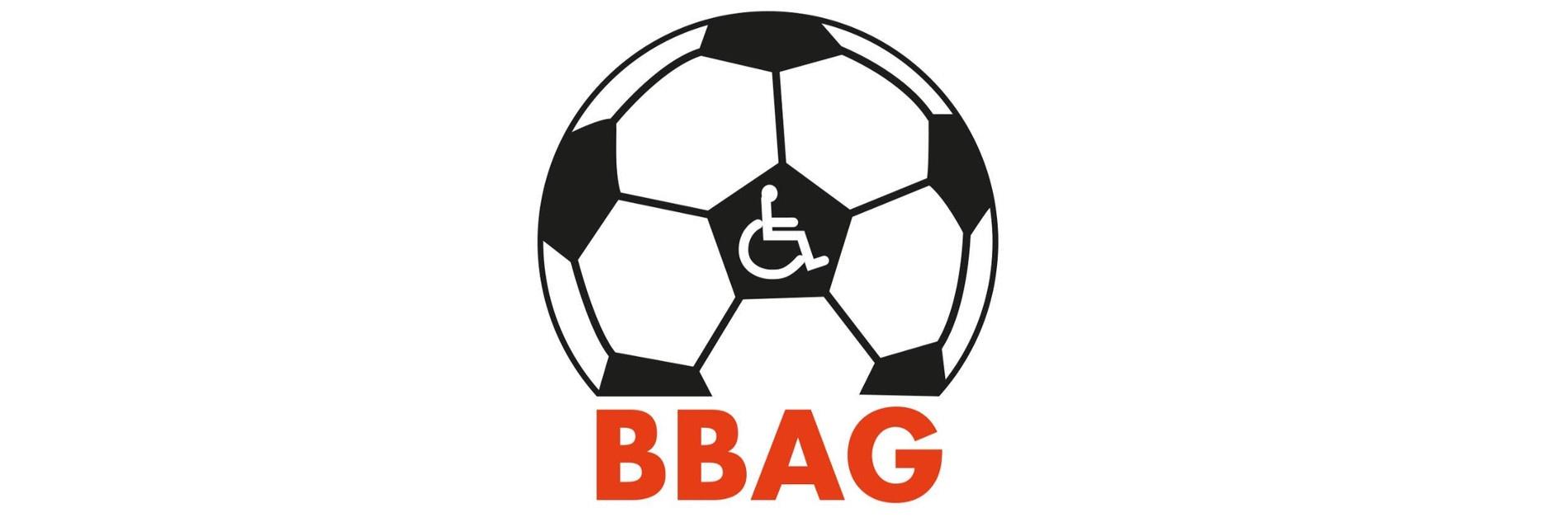 Das Logo der BBAG.
