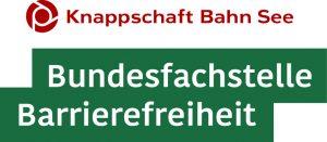 zur Webseite Bundesfachstelle Barrierefreiheit der Knappschaft Bahn See